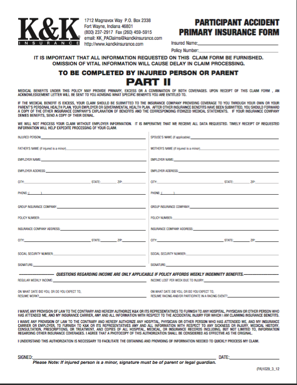 non injury incident report template
